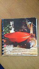 monier electric wonder wok , cookery and instructions