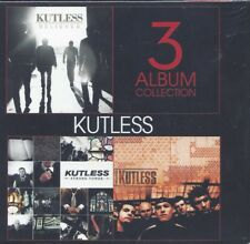 KUTLES-3 Album Collection:Believer/Strong Tower/Kutless 3 CD Box Set (Brand New)