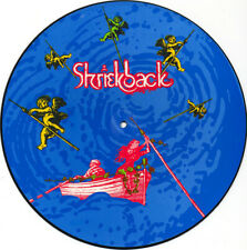 """Shriekback – Mercy Dash (Ready For This) Extended Remix. 12"""" Pic Disc. Mint."""