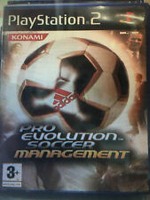 Pro Evolution Soccer Management (PS2) de Sony Playstation 2