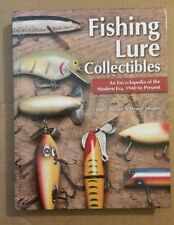 Fishing LureCollectibles Encyclopedia Value Guide Book 1940 - 2006