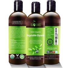 Organic Vegetable Glycerin by Sky Organics - Non-GMO kosher 236ml SALE !!