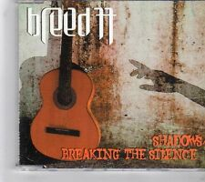 (GC510) Breed77, Shadows/Breaking The Silence - 2005 CD