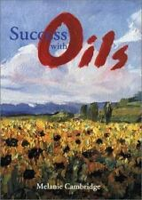 Success with Oils, Melanie Cambridge, Oil Painting How to Book