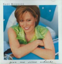 CD SUZY BOGGUSS - GIVE ME SOME WHEELS - COUNTRY MUSIC