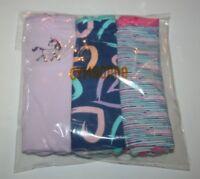 New Gymboree 3 Pk Underwear Panties Girl NWT 3 4 5 6 7 8 10 12 14 Unicorn Hearts