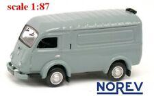 Renault 1000 Kg fourgon (1953) gris clair - NOREV - Echelle 1/87 - Ho