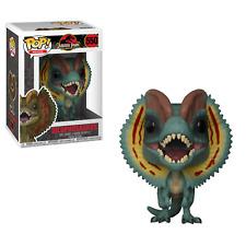 Funko Pop! Movies 550 Jurassic Park Dilophosaurus 25th Anniversary Pop Figure