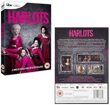 HARLOTS 1 (2017): British period brothel drama TV Season Series - R2 DVD not US
