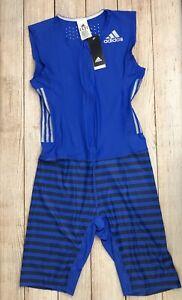 Adidas Adizero Compression Suit Running Track & Field US Men's Size Medium NEW