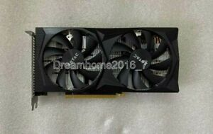 ZOTAC NVIDIA GeForce GTX1660 6GB DDR5 DP/DVI/HDMI PCI-Express Video Card