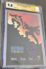 Batman The Dark Knight Returns #4 CGC SS 9.8 Frank Miller Sketch Remark Joker 🃏