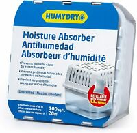 Humydry 8.8 Oz. Compact Unscented Moisture Absorber