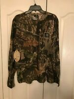 Mens L/S Performance Tee MOSSY OAK BREAK-UP COUNTRY CAMO Scent Control (c)
