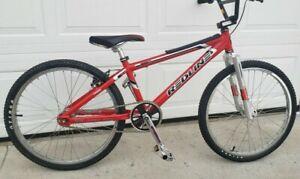 """Redline Proline Pro 24"""" Cruiser BMX Race Bike Sinister Fork Chris King Headset"""