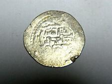 Rare, Jalayrid, silver tanka, Ahmad, 1382-1409. Broad coin. A2314M.