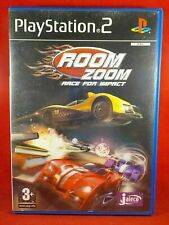 Room Zoom Race For Impact PAL UK *EXCELLENT DISC* PS2 Sony PlayStation 2