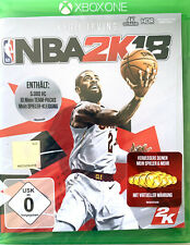 NBA 2K18 - Dayone-Edition Incl. Dlc (Xbox One) (New) (Quick Dispatch)