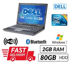 Cheap Dell Laptop Windows 10 DVD Intel Core2Duo@2.0Ghz WIFI FREE & FAST SHIPPING