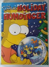 The Simpsons Holiday Humdinger by Groening, Matt Paperback Book