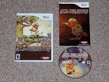 Ivy the Kiwi? Nintendo Wii Complete XSEED