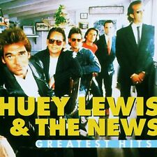 HUEY LEWIS & THE NEWS - Greatest Hits - New CD