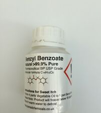 100ml Benzyl Benzoate 99.9%  Pure Grade