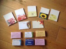 Job Lot Floral Supplys Oasis Floristry Cards 14 Packs Floral Display UNUSED NEW