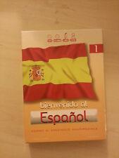 Bienvenido al Espanol volume 1 - DVD+CD audio + Manuale - 2008