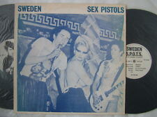 SEX PISTOLS SWEDEN / 2LP
