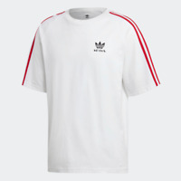 adidas x UNITED ARROWS & SONS Graphic Tee WANTO Sizes M-XL White RRP £65 RARE