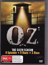 Oz - The Sixth Season - DVD (3xDVD) Region 4