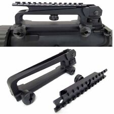 GOOD FITS Weaver Picatinny Rail Flattop Detachable Carry Handle Rear Sight FAST