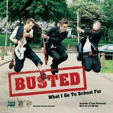 Busted What I go to school for (2002, CD1)  [Maxi-CD]