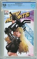 New Mutants #2 Unknown / Comics Elite Exclusive - CBCS 9.8!