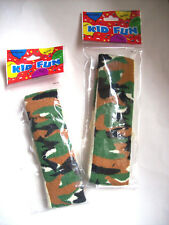 BOYS CAMOFLAUGE HEAD  BAND NIP