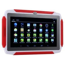"Tablet Bambini Gioco Educativo Android 4.4 WiFi Bluetooth 7"" Fotocamera 1GB+16GB"