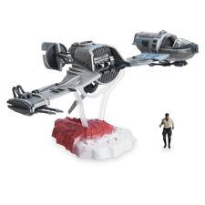 NEW Disney store Finn & Ski Speeder Set Ship Star Wars: The Last Jedi