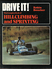 Drive It! Complete Book of Hillclimbing & Sprinting - Courses Sponsorship +