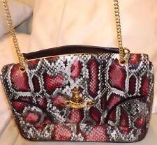Vivienne Westwood Snakeskin Handbags