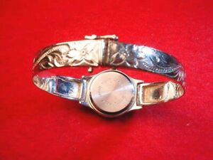 .925 STERLING SILVER LADIES FULL BAND WITH HAND ENGRAVED PATTERN!!  #2560