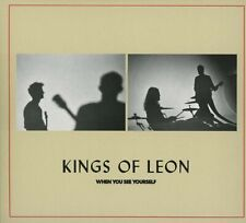 When You See Yourself Kings Of Leon - Audio Cd discs : 1 Alternative Rock New