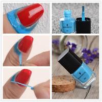 6ml Blue Nail Art Peel Off Liquid Tape Base Coat Nail Latex  BORN PRETTY