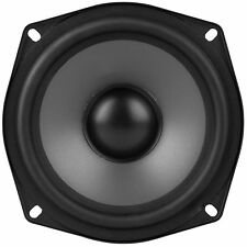 """NEW 5.25"""" Woofer Speaker.5 1/4"""" 8ohm.five inch.Pin cushon.replacement.rubber sur"""