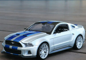 1:24 Ford MUSTANG GT Diecast Alloy Static Car Model Man Gift Collection Maisto