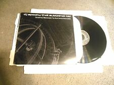 Celestial Mechanix The Blue Series MasterMix by DJ Spooky That Subliminal Kid LP