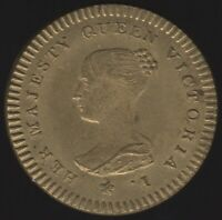 1837 Victoria Entertained At Guild Hall London Medal | Pennies2Pounds