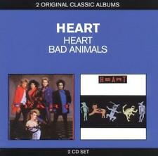 Heart - Classic Albums (2in1) - CD