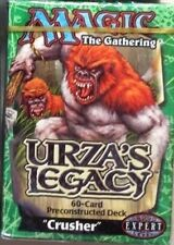 MTG URZA'S LEGACY CRUSHER DECK FREE SHIPPING