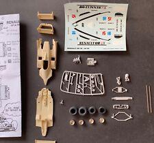 New listing Tenariv Model Kit 1/43 - Renault RE-30 Turbo Formula 1 Prost NO BOX